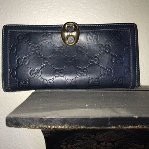 Gucci Ladies Guccimia Continental Wallet